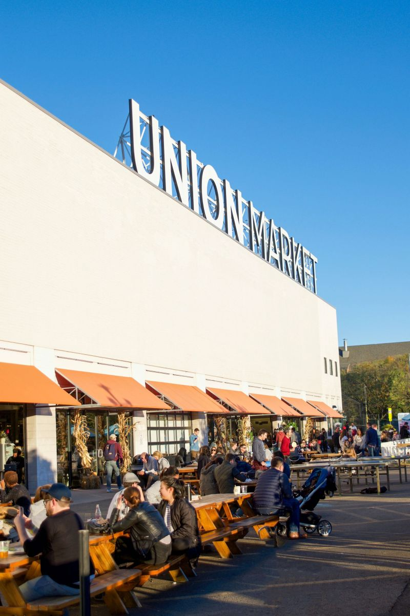 Washington, DC Guide: Eating Local at Union Market
