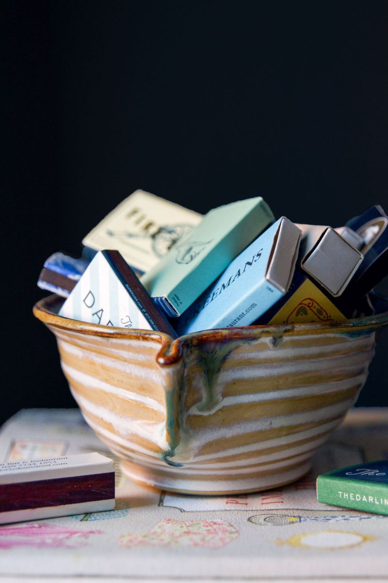 An Ode to the Well-Curated Matchbook Collection