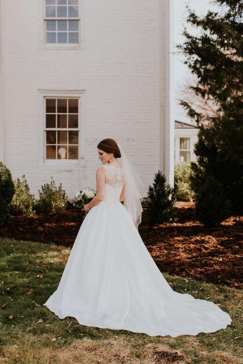 All About THE Dress: My Ballgown Wedding Dress
