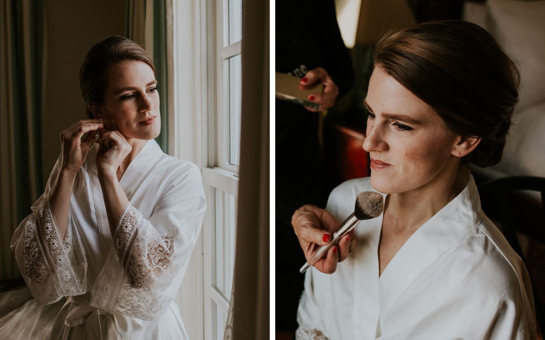 charlottesville bride - charlottesville wedding - winter bride - flora nikrooz bridal
