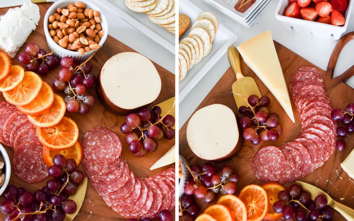 cheese board - cheese board in under 10 minutes