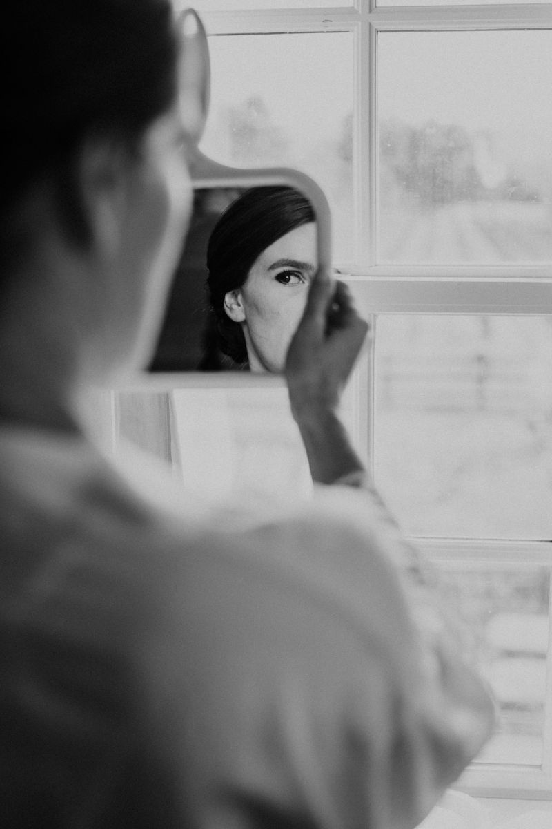 My Thoughts on Getting Ready Alone on Your Wedding Day
