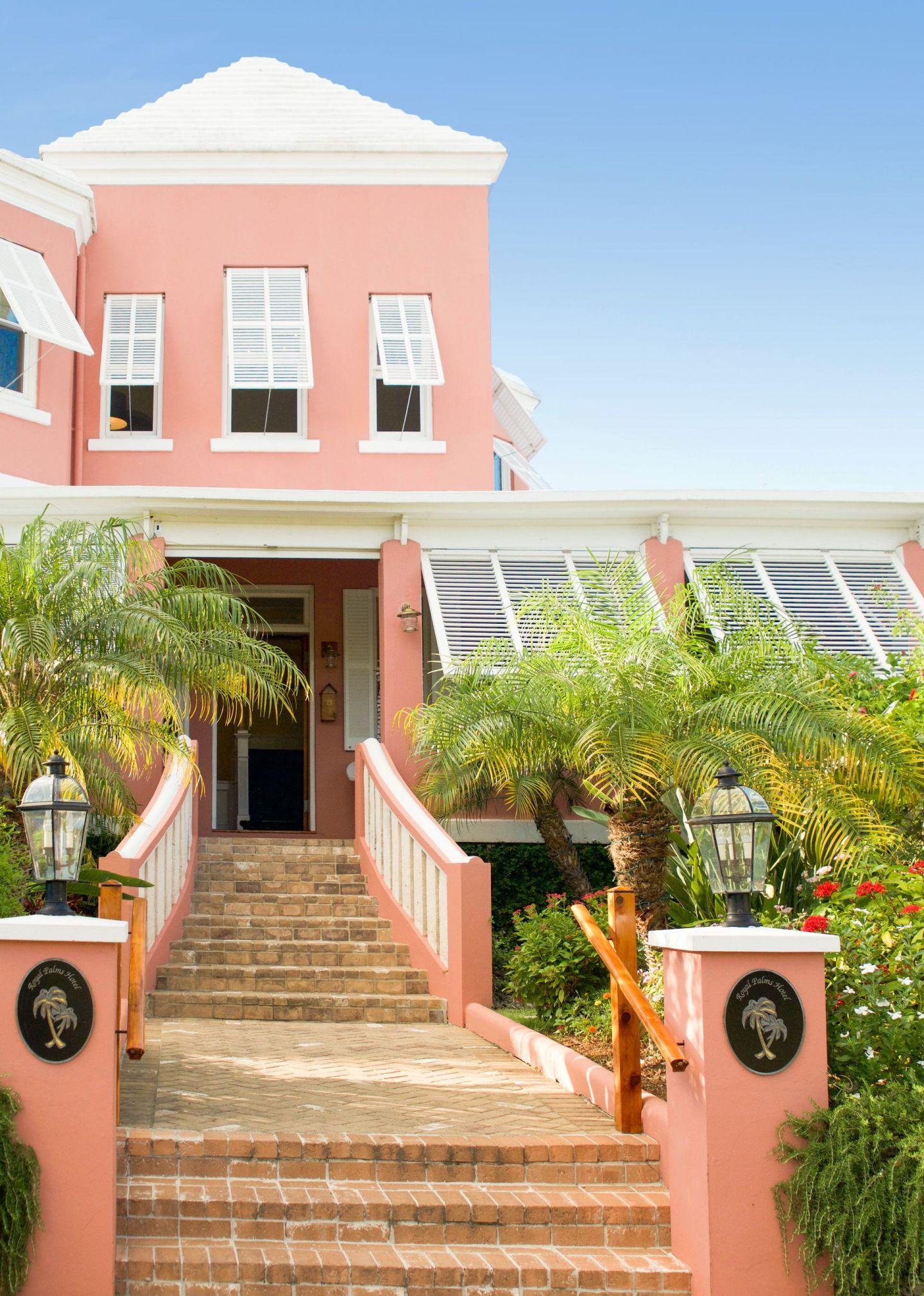 weekend in bermuda - royal palms hotel bermuda