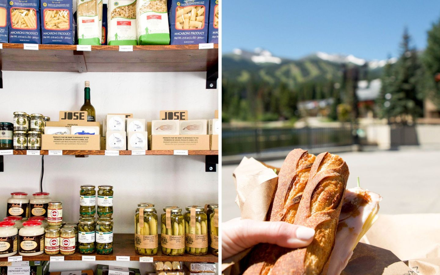 summer in breckenridge - cheese shop of breckenridge