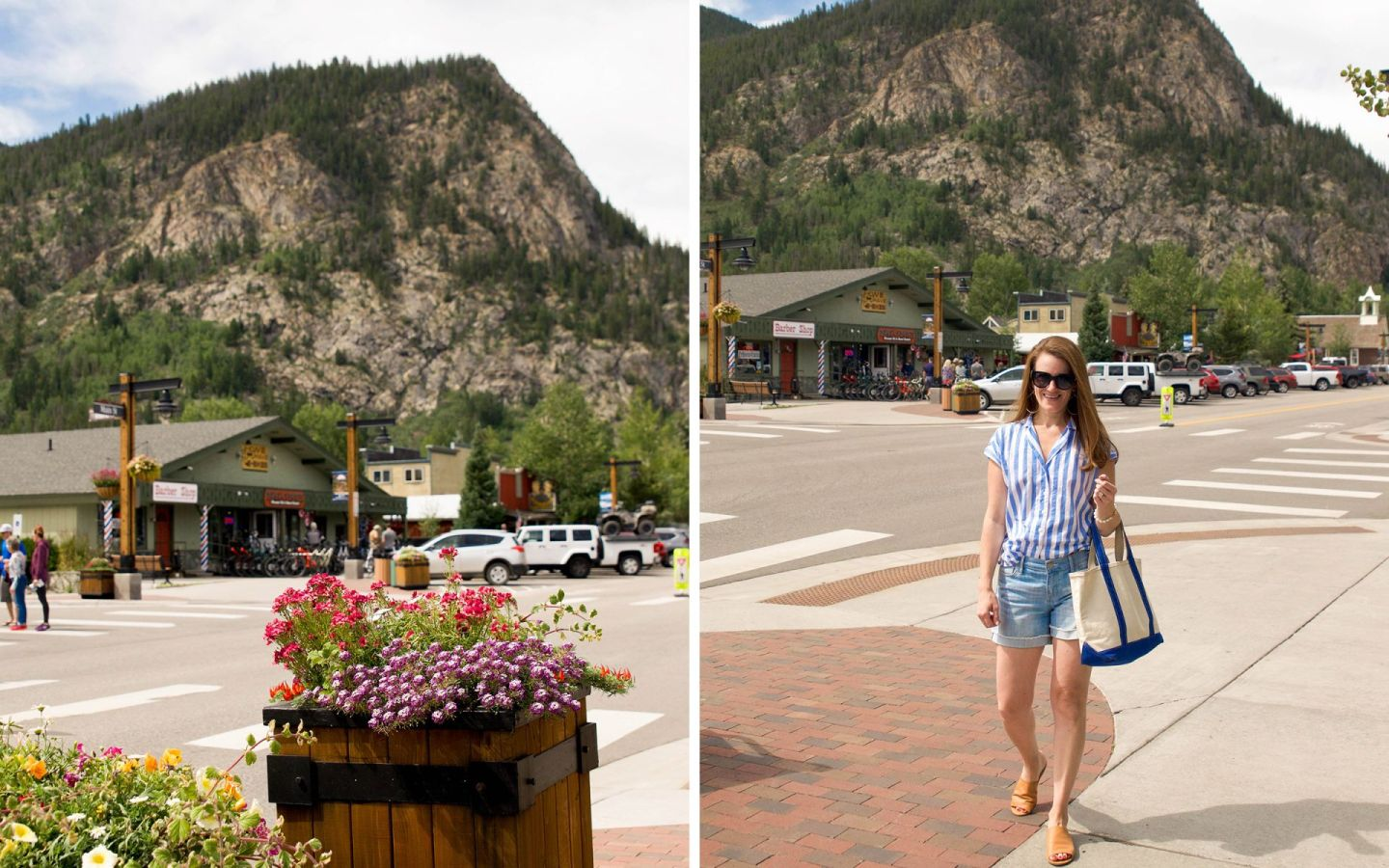 summer in colorado - summer in frisco - frisco, colorado