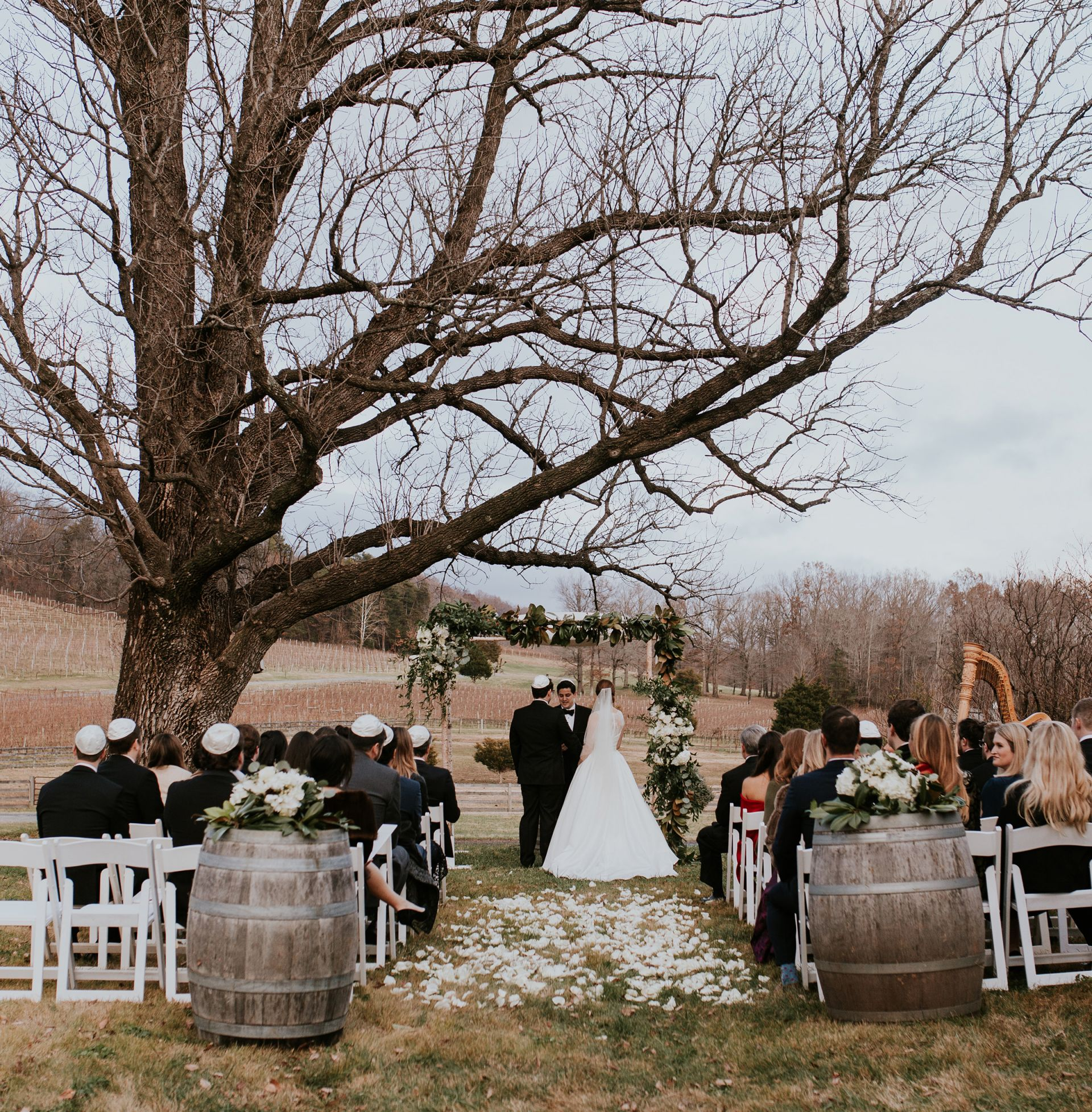 What Is It Like To Have A Small Winter Wedding In December