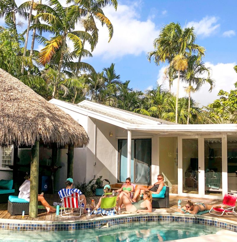 Travel Diary: A Girls' Weekend in Coconut Grove, Miami