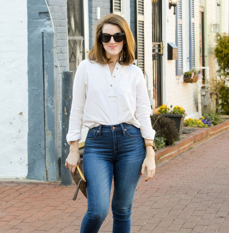 Finding the Right Fit, Part I: Are Madewell Jeans Worth It?