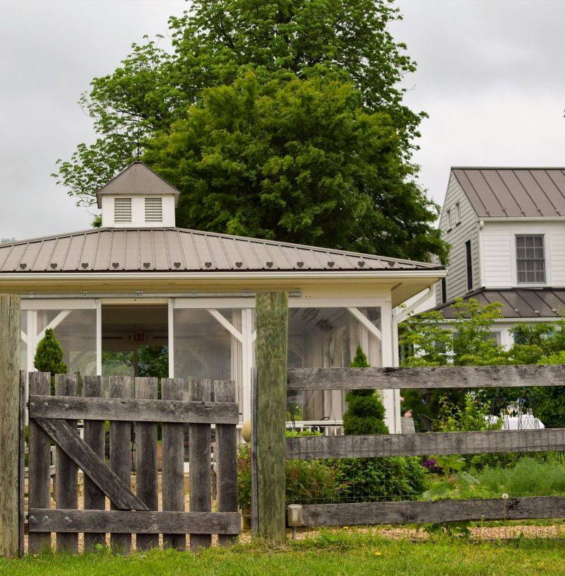 Two Bed and Breakfasts Near DC Where You Can Socially Distance