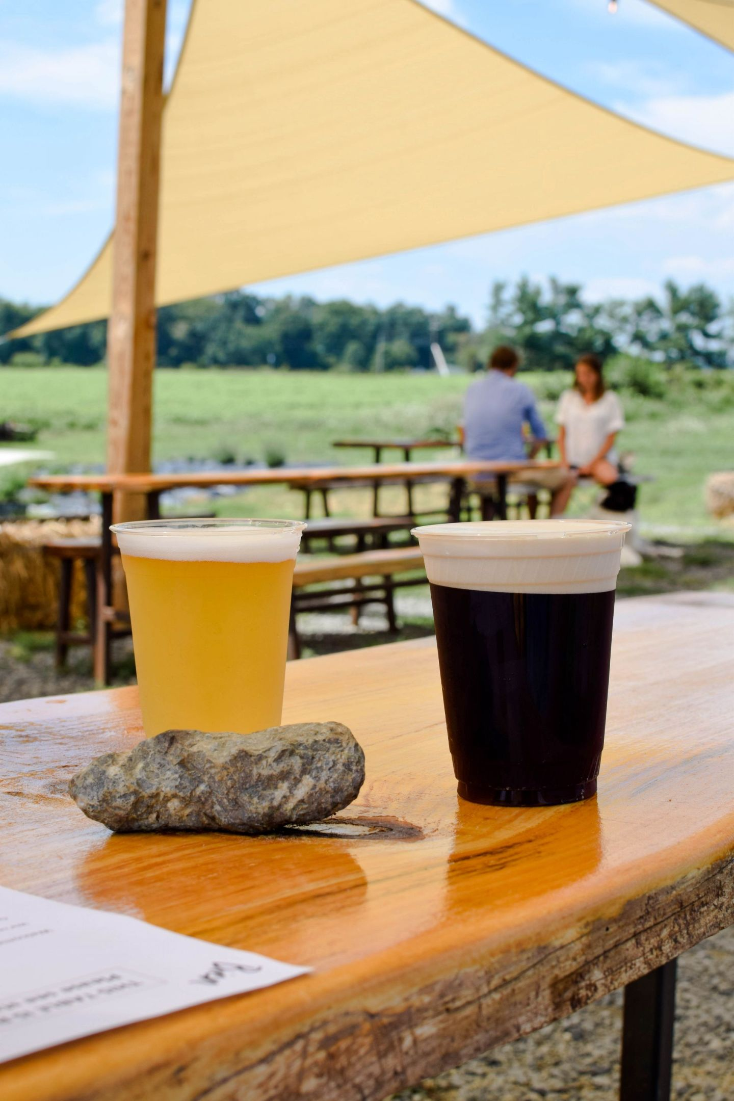 Wheatland Spring Farm + Brewery - day trip out of dc