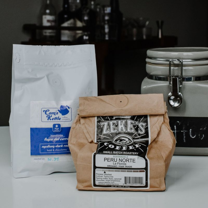 Best DC Coffee Roasters (Yes, I'm a Local Coffee Snob)