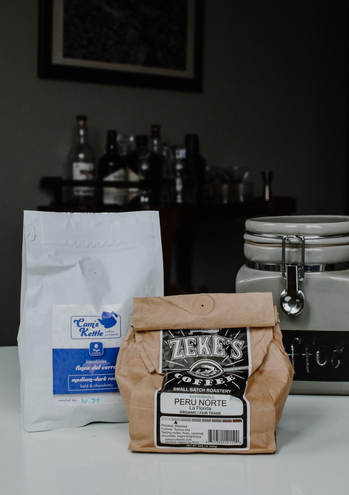 best coffee roaster in dc - cam's kettle dc - zeke's coffee dc