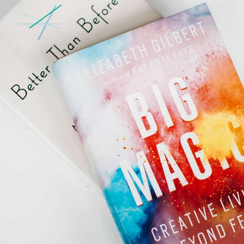 The Best Books to Get Your Life Organized and Inspired