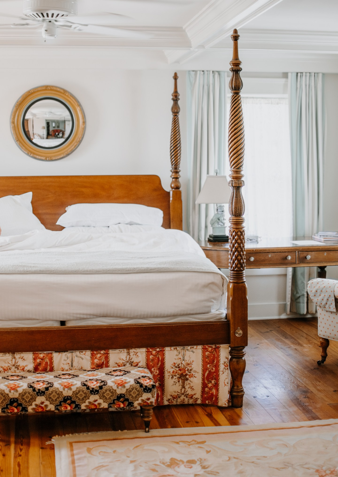 early spring stay at the farmhouse at veritas - farmhouse at veritas review