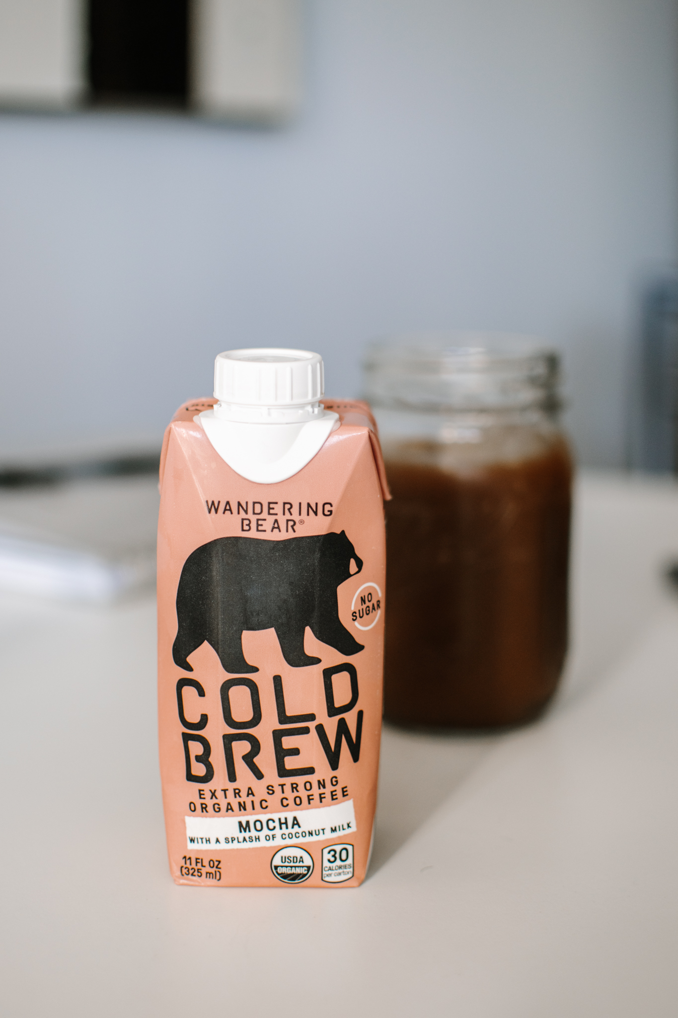 wandering bear coffee review - wandering bear cold brew review