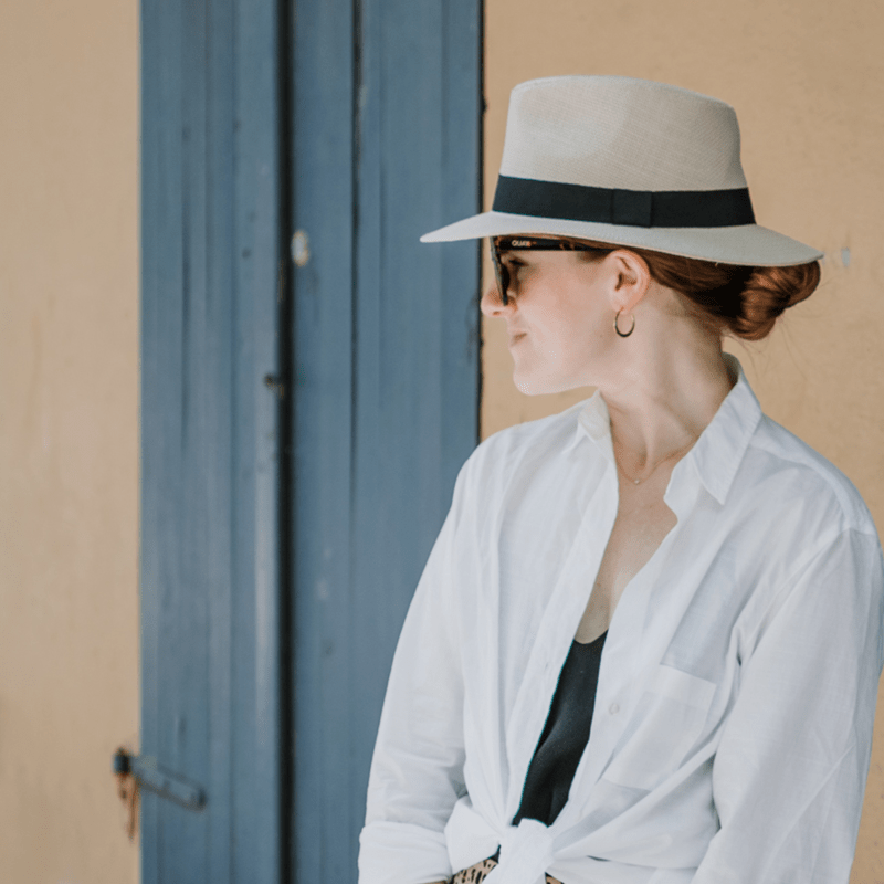 The Best Women's White Button Down: Grayson White Shirt Review