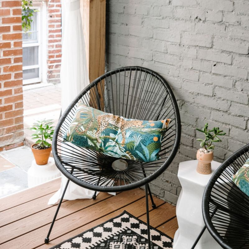 Get the Look: Easy, Affordable Outdoor Drapery
