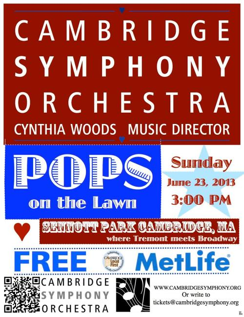 2013 Pops Concert with the CSO
