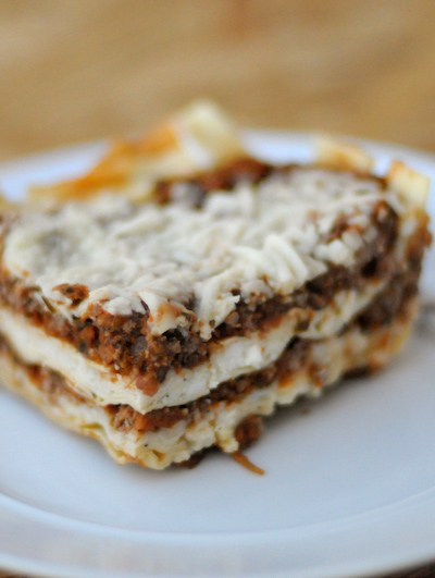 Perfect Lasagna