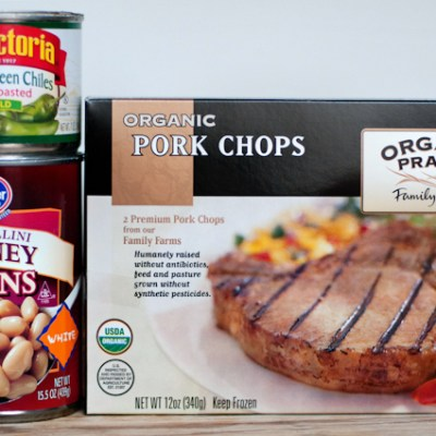 Creamy Crockpot Pork Green Chili