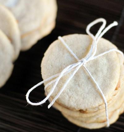 Angelic Sugar Cookies