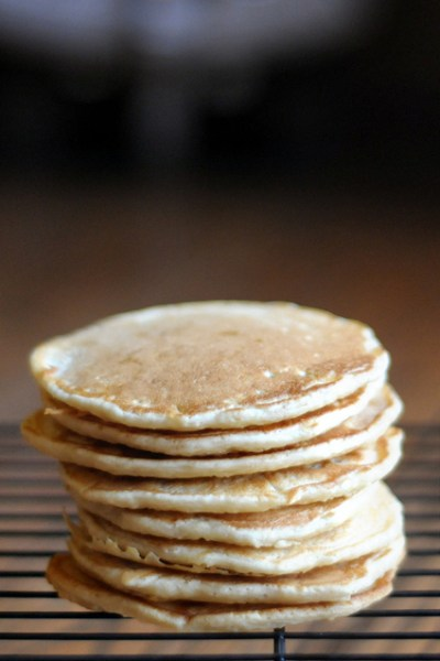 Saturday Morning Pancake Stack