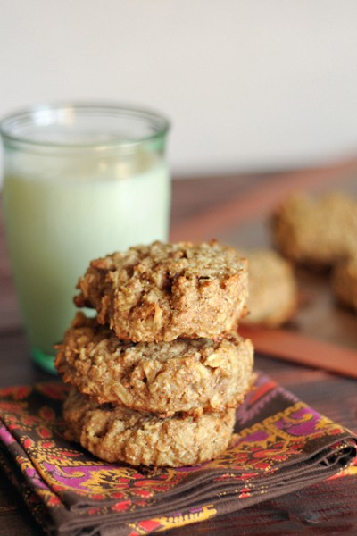 Apple Pecan Breakfast Cookies from HeathersDish.com