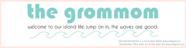 What I Love About...The Grommom