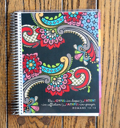 Planning Life: A Tour Through My Erin Condren Planner