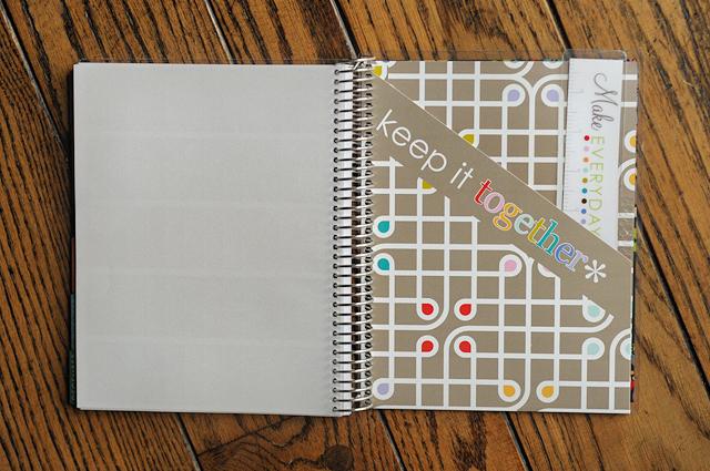 Planning Life: A Tour Through My Erin Condren Planner    Heather's Dish