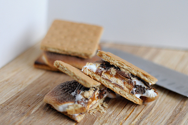 snickers-smores