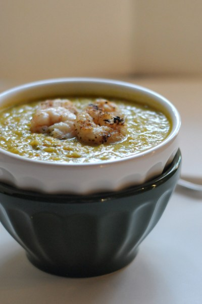 Blog Love: Creamy Zucchini and Rice Soup