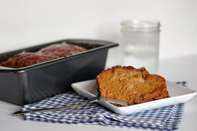 Chipotle Turkey Meatloaf    HeathersDish.com #glutenfree #dinner