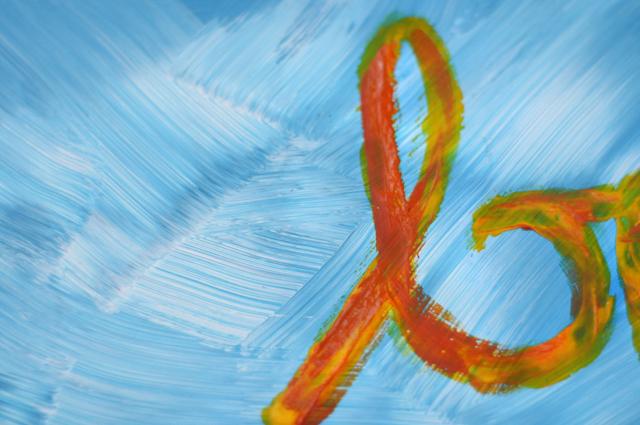 #LiveBoldly Day 5: Paint Something || HeathersDish.com #31days