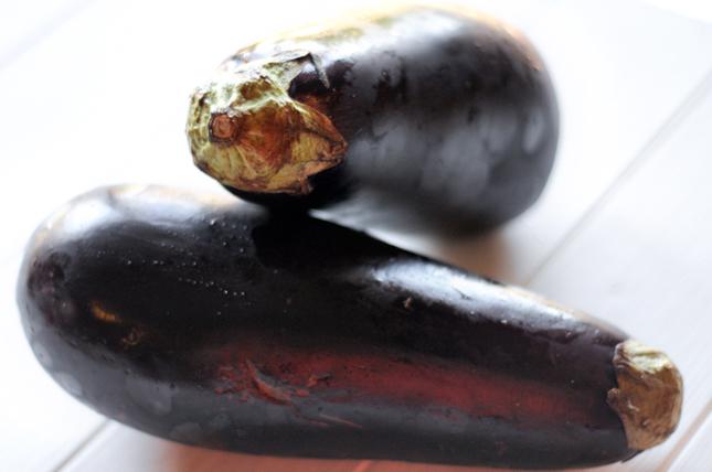 Roasted Garlic Baba Ganouj || HeathersDish.com #healthyeating