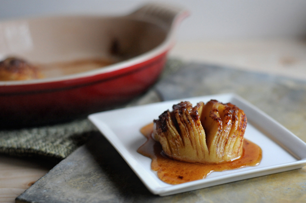 hasselback-apples
