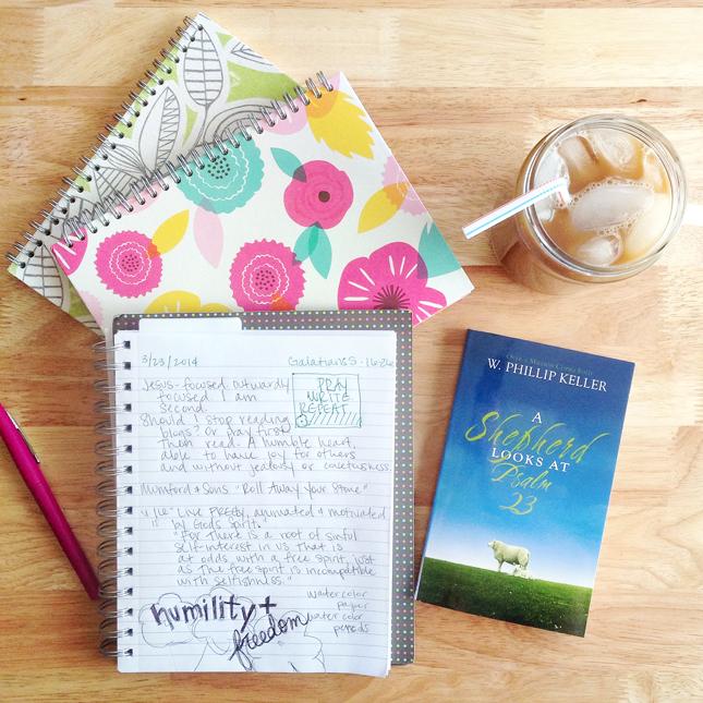 On Humility in Blogging || HeathersDish.com
