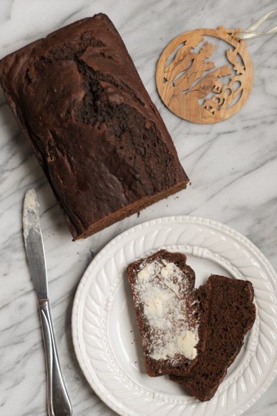 Chocolate Banana Bread is a healthier version of the sugar-filled original version that the whole family will enjoy. Go ahead, call it chocolate cake - they'll never know the difference!