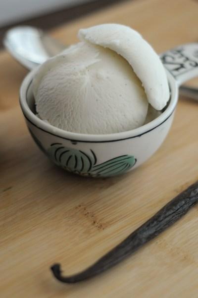 Ultra Creamy Coconut Vanilla Bean Ice Cream