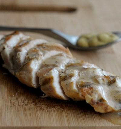 Mustard Chicken Marinade