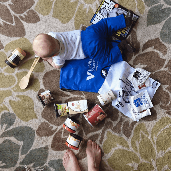 Protein Peanut Butter Cups & Vitamin Shoppe's Protein Pantry #proteinpantry @vitaminshoppe #fitfluential #sponsored