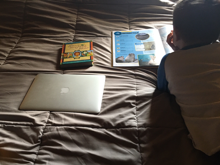 A Day in the Life of a Blogging-Network Marketing Mom follows the actual hourly goings-on of a gal who moms hard and works hard too!