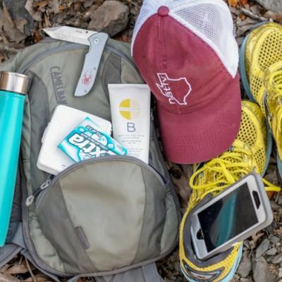 My Favorite Hiking Essentials