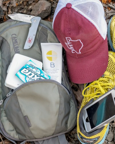 Ever wonder what the best things are to take on the average hike? These are my top nine essentials to be safe and have fun out in the wild. @heathersdish