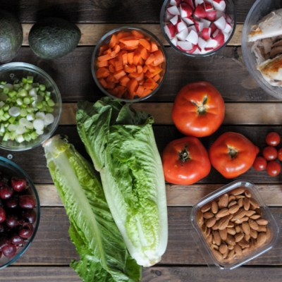 Detox Week Meal Prep