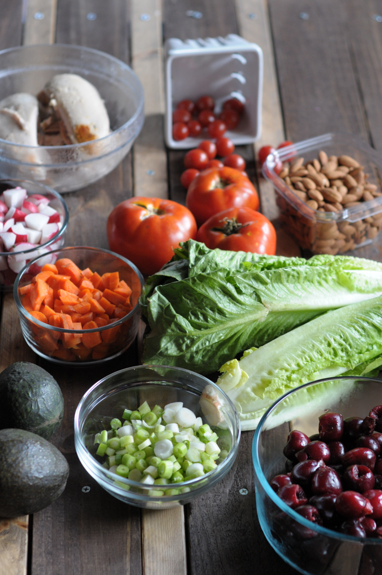 Detox Week Meal Prep is a week of fresh ingredients that can be mixed and matched to create healthful recipes at the drop of a hat.