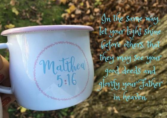 Listen Love Repeat Matthew 5:16