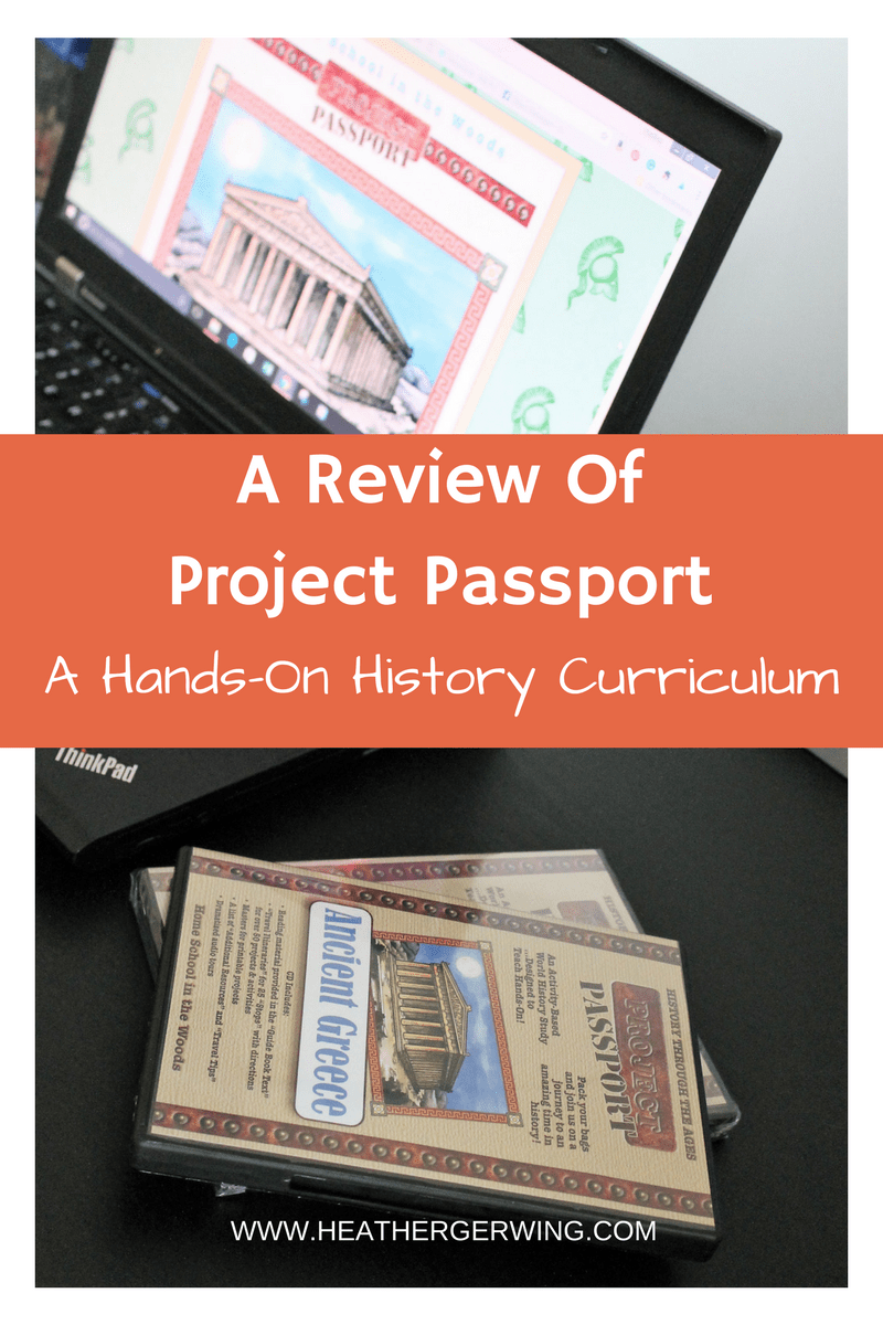 A Review of Project Passport: A Hands-On History Curriculum