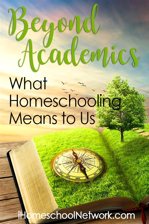 What Homeschooling Means to Us