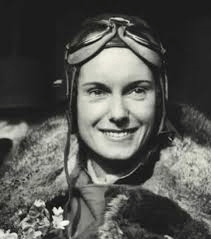 Jean Batten eng to nz 1936